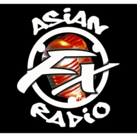 Logo of radio station Asian FX