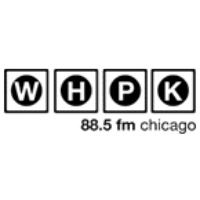 Logo of radio station WHPK