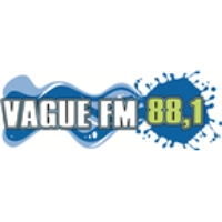 Logo of radio station Vague