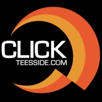 Logo of radio station Click Teesside