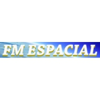 Logo of radio station FM Espacial