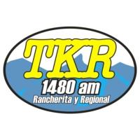 Logo of radio station LA TKR 1480 AM