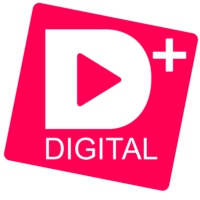 Logo of radio station DIGITAL +