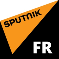 Logo of radio station Sputnik France