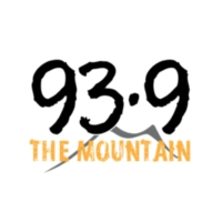 Logo de la radio KMGN 93-9 The Mountain