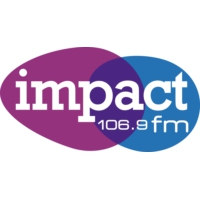 Logo of radio station Impact FM