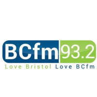 Logo of radio station BCfm