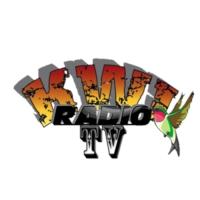 Logo of radio station KWI RADIO