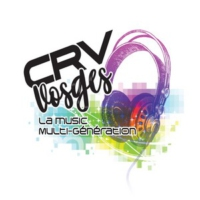 Logo of radio station CRV Vosges