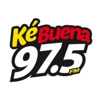 Logo of radio station KBNA-FM KeBuena 97.5 FM