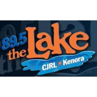 Logo de la radio 89.5 The Lake