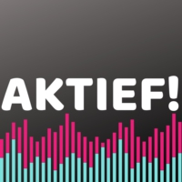 Logo of radio station AKTIEF!