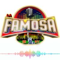 Logo of radio station La Famosa De NY