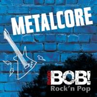 Logo of radio station RADIO BOB! BOBs Metalcore