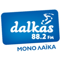 Logo of radio station Dalkas FM