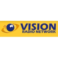 Logo of radio station Vision Radio Network