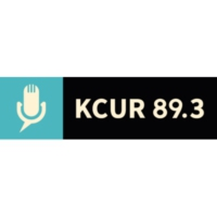 Logo of radio station KCUR 89.3