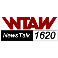Logo of radio station WTAW NewsTalk 1620
