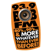 Logo of radio station CKKL BOB 93.9 FM