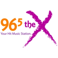 Logo of radio station 96.5 The X