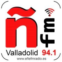 Logo de la radio Eñe FM
