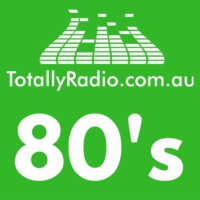 Logo of radio station Totally Radio 80's