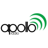 Logo de la radio apollo radio)))