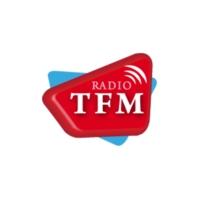 Logo of radio station TFM