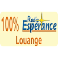 Logo of radio station Radio Espérance 100% Louange Adoration