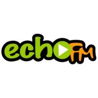 Logo de la radio Echo FM - Anor