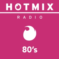 Logo of radio station Hotmixradio 80