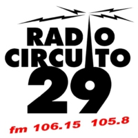 Logo of radio station Radio Cicuito 29