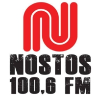 Logo of radio station Νόστος 100,6