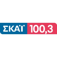 Logo of radio station ΣΚΑΪ 100.3