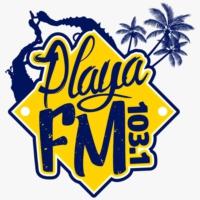 Logo of radio station XHACS Playa Fm 103.1