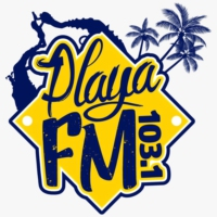 Logo of radio station XHACS Playa Fm 103.1