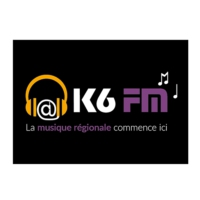Logo of radio station @K6FM
