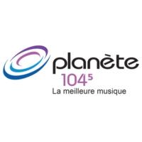 Logo of radio station Planète Alma 104.5