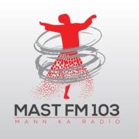 Logo of radio station Mast FM 103