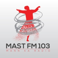 Logo of radio station Mast FM 103