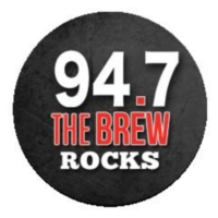 Logo of radio station KBRU 94.7 The Brew
