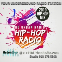 Logo of radio station HD HipHop Radio 24/7