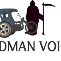 Logo of radio station DeadmanVoiceRocks