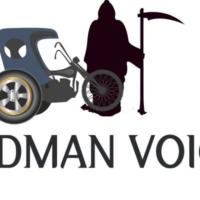 Logo de la radio DeadmanVoiceRocks
