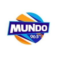 Logo of radio station Mundo 96.5
