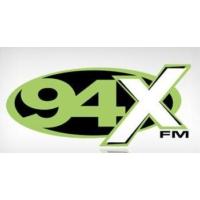 Logo de la radio 94X FM