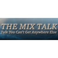 Logo of radio station The Mix Talk Radio