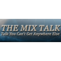 Logo of radio station The Mix Talk Radio