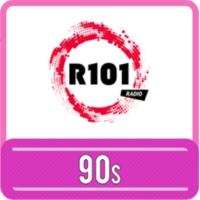 Logo de la radio R101 90