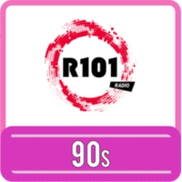 Logo of radio station R101 90